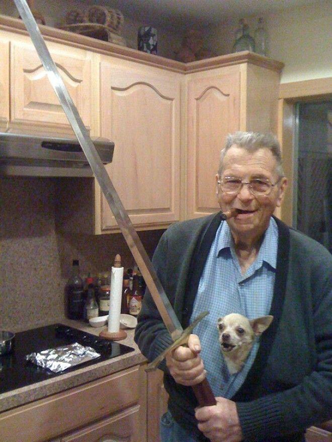 BL18 фотографий доказывающих что дедушки бывают теми еще приколистами