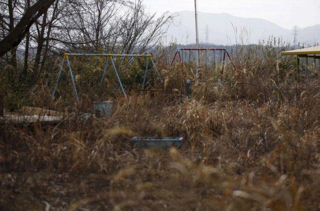 заброшенные места разрушенные места