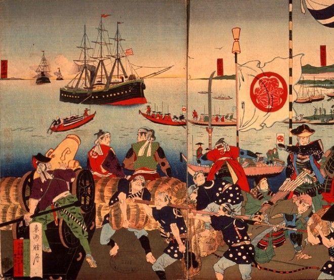 Последний самурай Удивительная история по которой сняли известный фильм