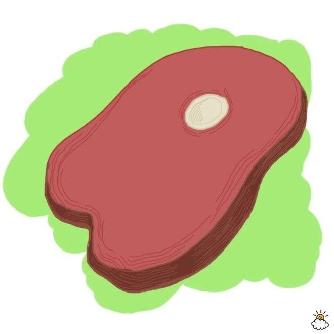 5 Красное мясо Ночной дожор бессонница ночной дожор перекус продукты советы советы бывалых