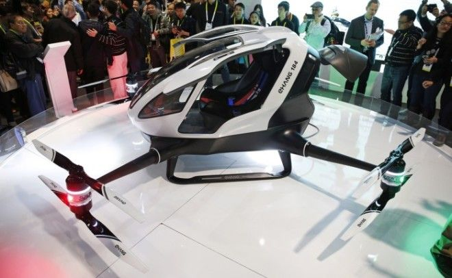 Технологии, которые изменят автомобили будущего