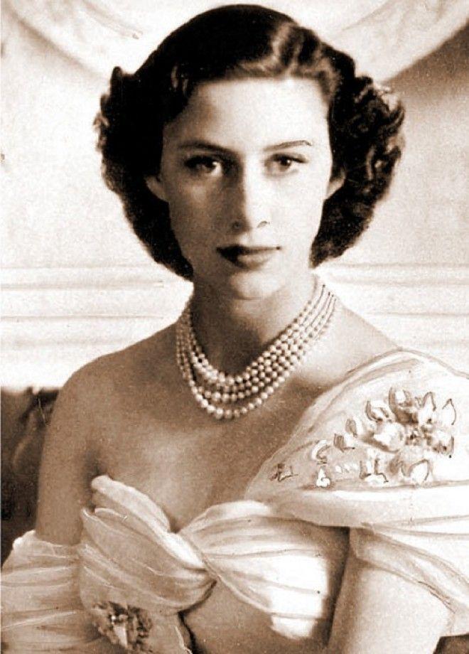 10 интересных фактов из биографии запасной принцессы Маргарет младшей сестры Елизаветы II