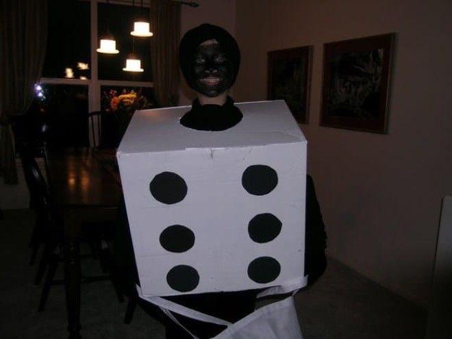 LОни просто хотели сделать крутые костюмы но чтото пошло не так