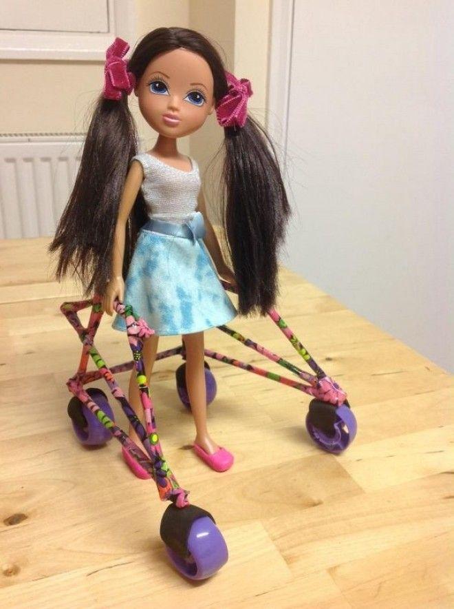 7. Толерантность современного мира зашкаливает, поэтому наравне с трансгендерами появляются куклы-инвалиды Смешно и грустно, детские, игрушки, ленивые производители, ужасные игрушки, фото