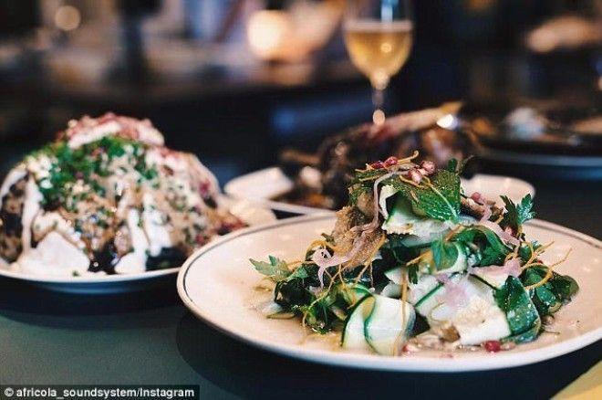Особой наградой за лучшее обслуживание клиентов был награжден барбекюресторан Africola Аделаида Южная Австралия австралия блюда еда еда в Австралии лучшие ресторан рестораны