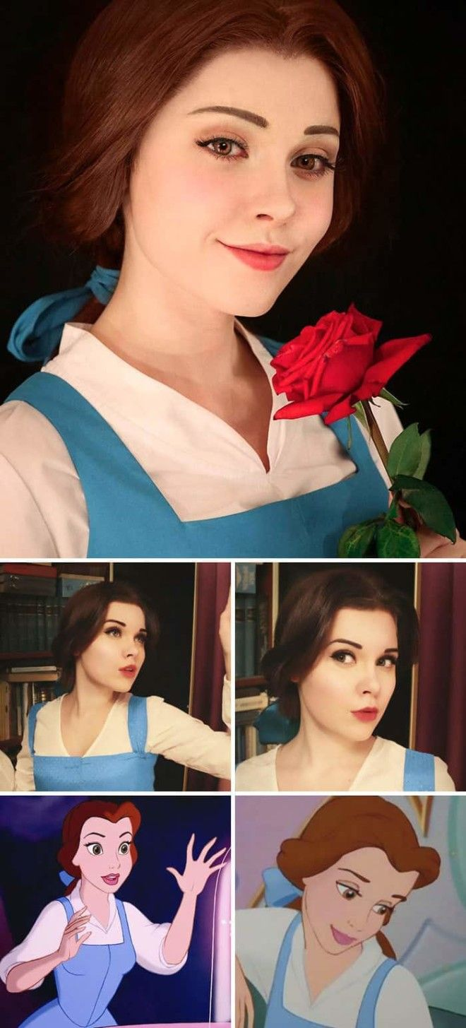 Classic Belle, Beauty And The Beast