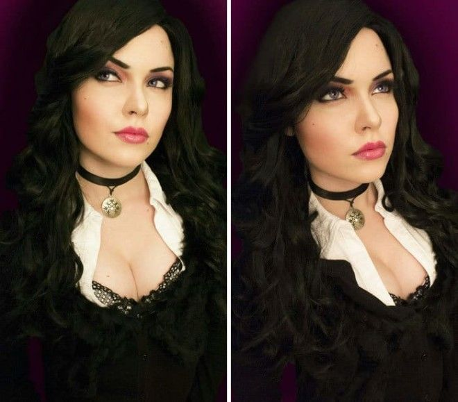 Yennefer, The Witcher