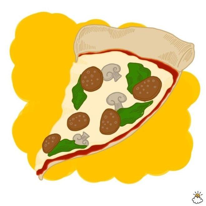 3 Пицца Ночной дожор бессонница ночной дожор перекус продукты советы советы бывалых