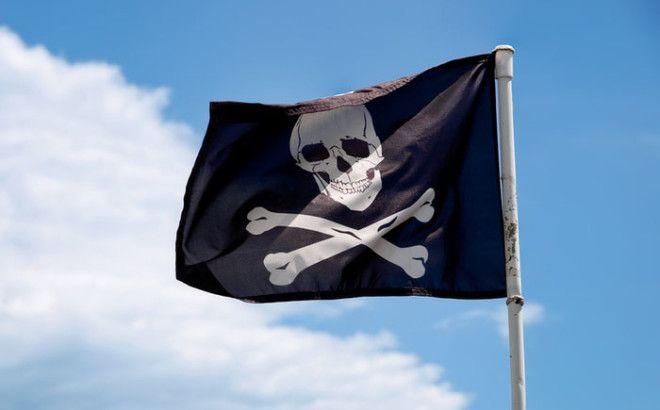 Под этим флагом ходили не только мужчины