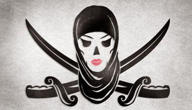 Не такие они уж и порабощённые женщины Востока