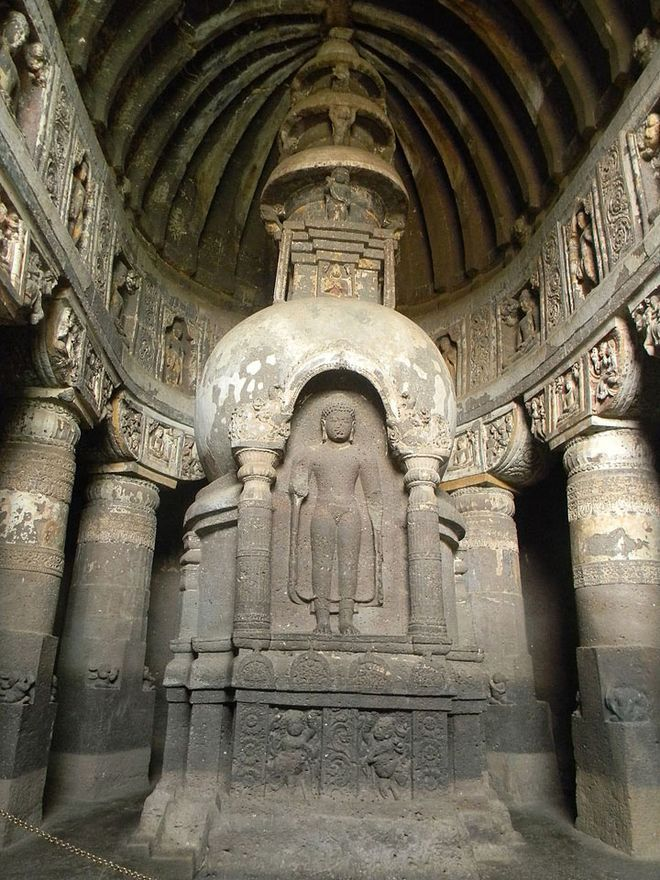 Этот буддийский храм до сих пор приводит в изумление туристов И вот почему
