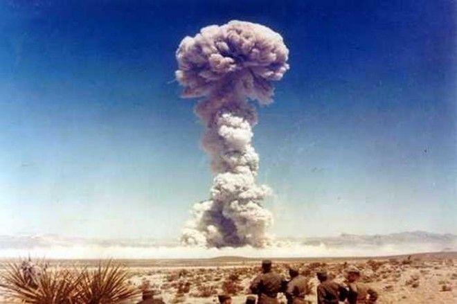 Ядерное оружие протестировано более 2 тысяч раз