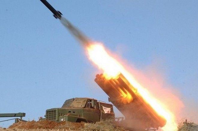 Ядерная ракета может попасть в цель на расстоянии 1500 км за 4 минуты