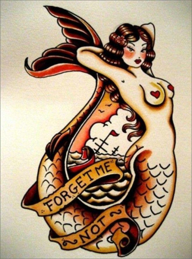 B10 моряцких татуировок и их значение