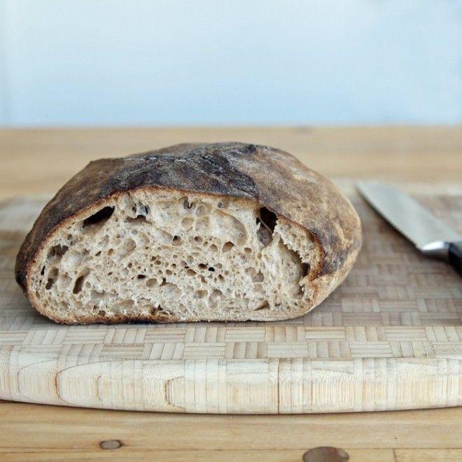 Хлеб должен быть свежим