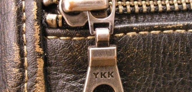 Буквы YKK украшают и доступную одежду и дорогущие дизайнерские сумки