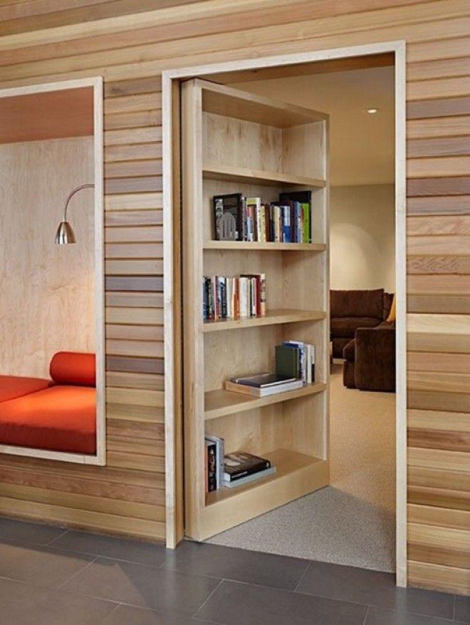 Потайные комнаты созданные настоящими мастерами таят в себе много интересных историй