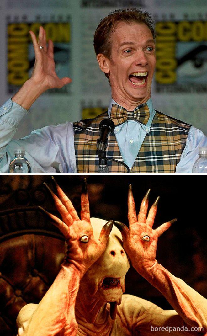 Доказательства того, что у голливудских гримеров золотые руки