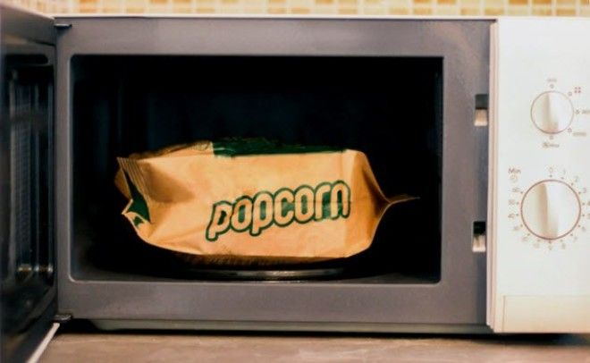 Картинки по запросу Microwave popcorn