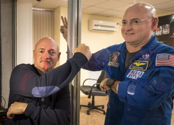 SNASA отправила в космос одного из близнецов и он вернулся совсем другим