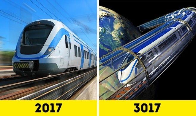 Варианты будущего через 1000 лет
