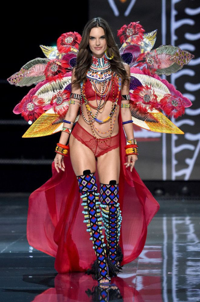 Victorias Secret показ 2017 фото