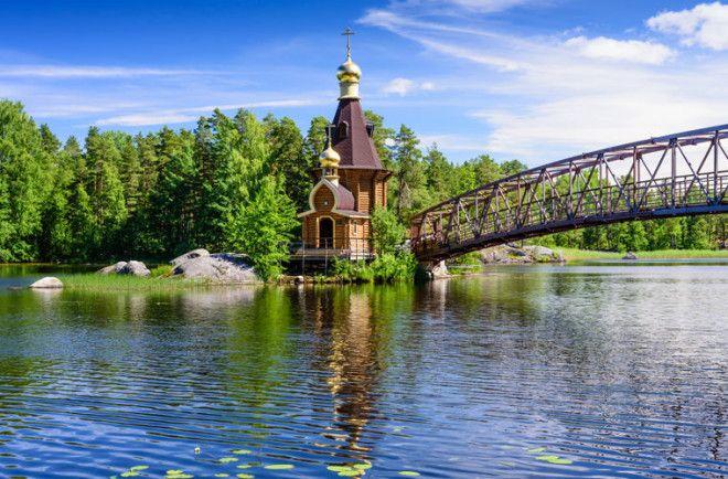 Карелия - республика, которая прекрасна в любое из времен года