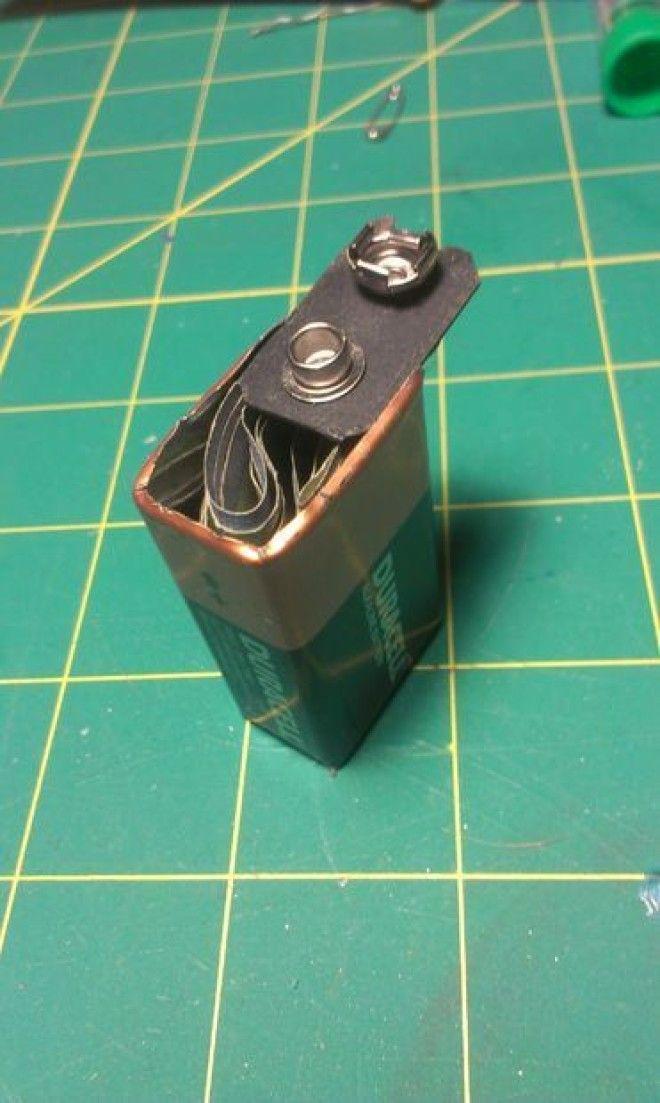 Старые батарейки Duracell можно использовать для хранения небольшой суммы денег