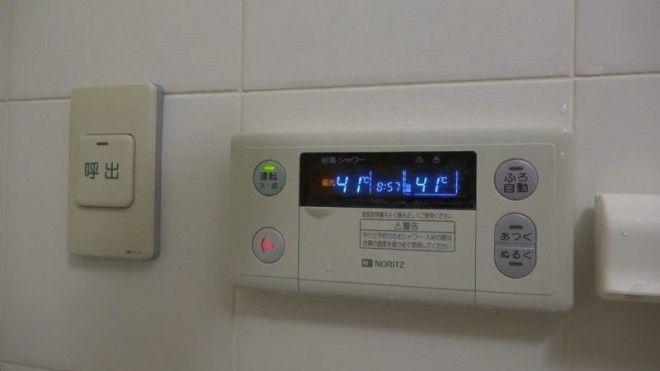 Миникомпьютер для любителей ванн ванная ванная комната дизайн для дома необычно познавательно удобства япония японцы