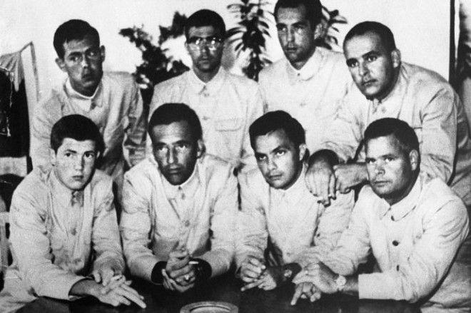 SКак американские военнопленные обманули корейских агитаторов