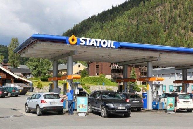 Картинки по запросу tankstelle norwegen