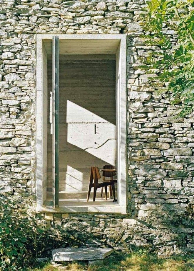 Архитекторский проект Buchner Brundler Architekten