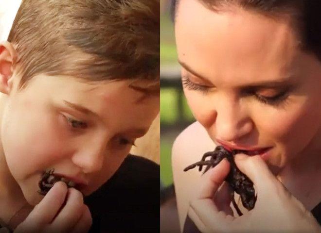 Чем знаменитости кормят своих детей