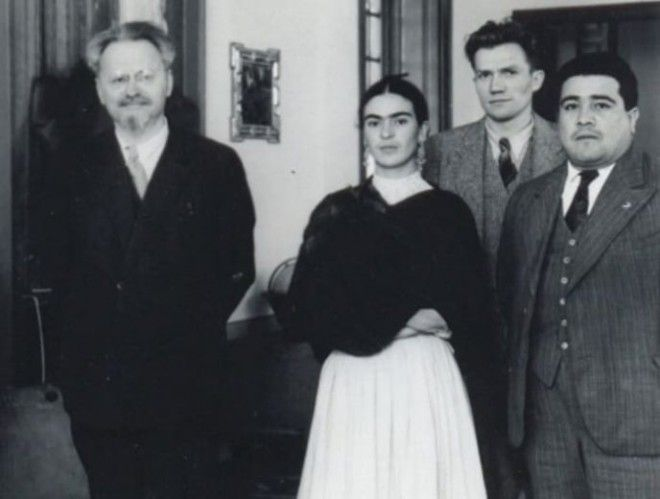 Троцкий и Фрида Кало Что на самом деле их связывало