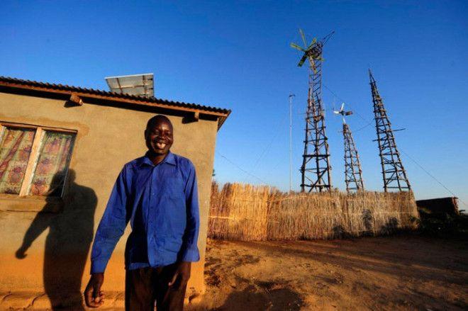 Уильям Камквамба юноша который стал успешным благодаря целеустремленности и желанию усовершенствовать этот мир