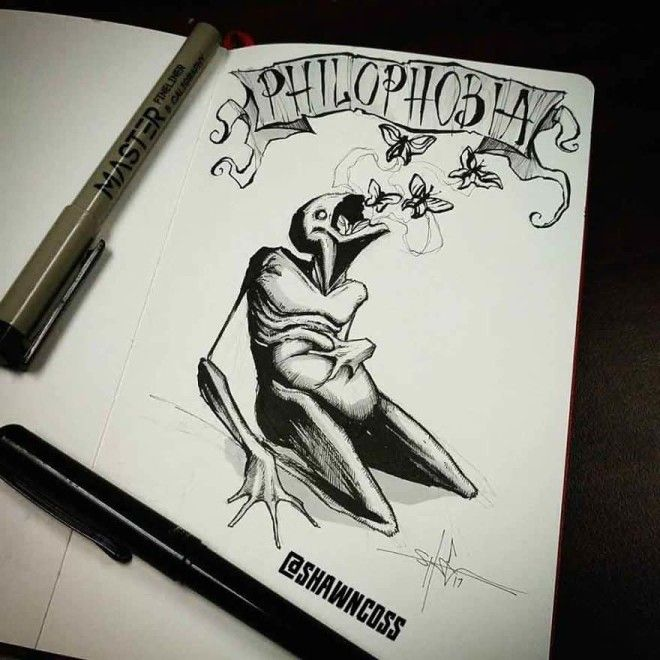 Philophobia - The Fear Of Falling In Love