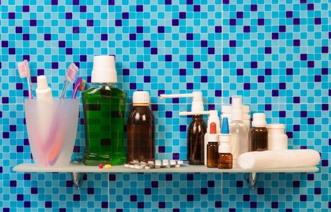 B8 вещей которые нельзя хранить в ванной комнате