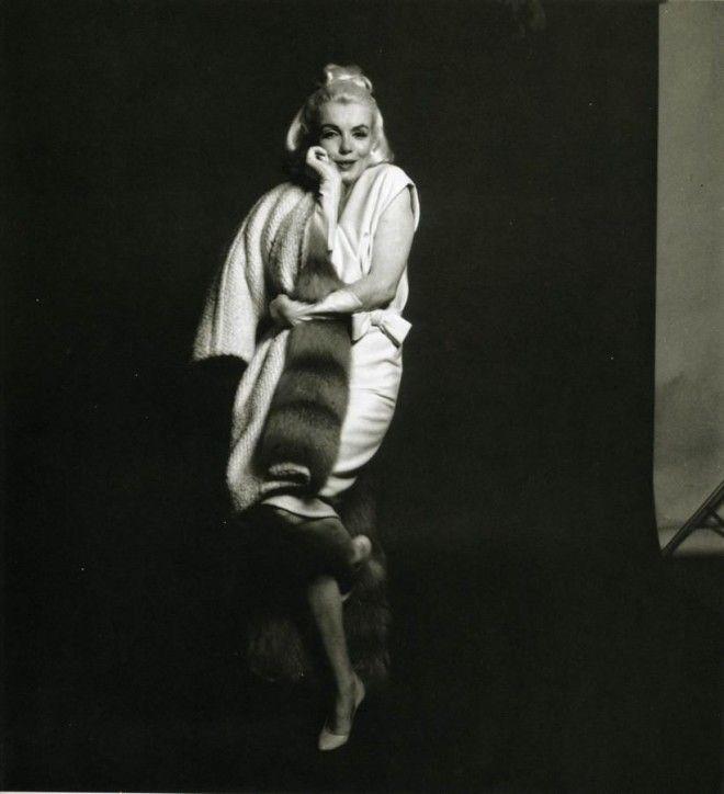50 божественных снимков Последняя фотосессия Мэрилин Монро