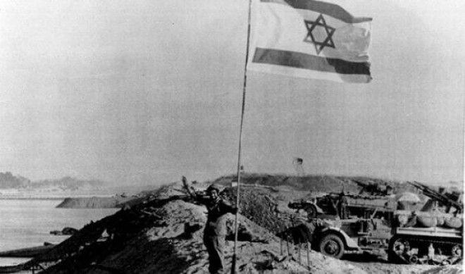 За считанные дни Шестидневной войны Израиль захватил весь Синайский полуостров