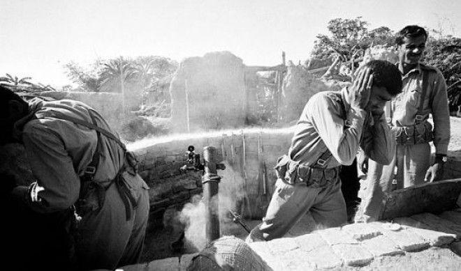 В Бангладеш третью индопакистанскую войну называют войной за независимость