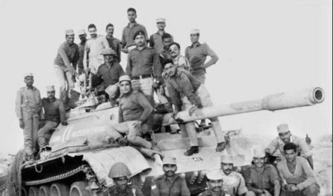 Третья индопакистанская война продлилась 13 дней