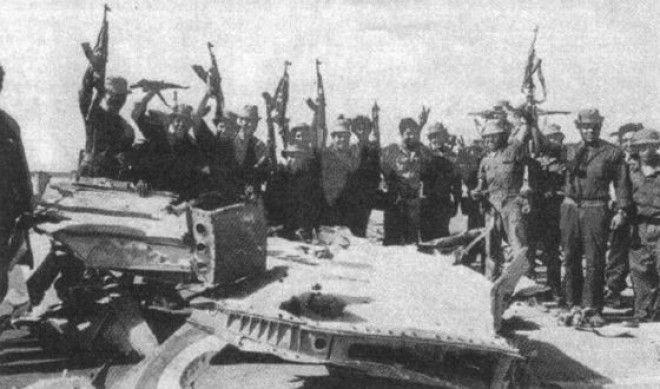Египетсколивийская война 1977 года окончилась ничем
