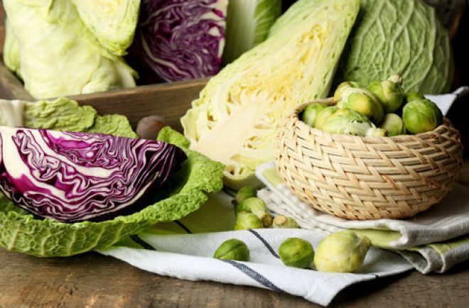 8самых полезных овощей вмире