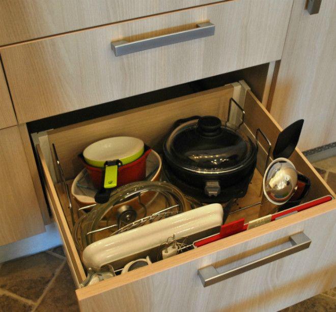 Неиспользуемая кухонная утварь
