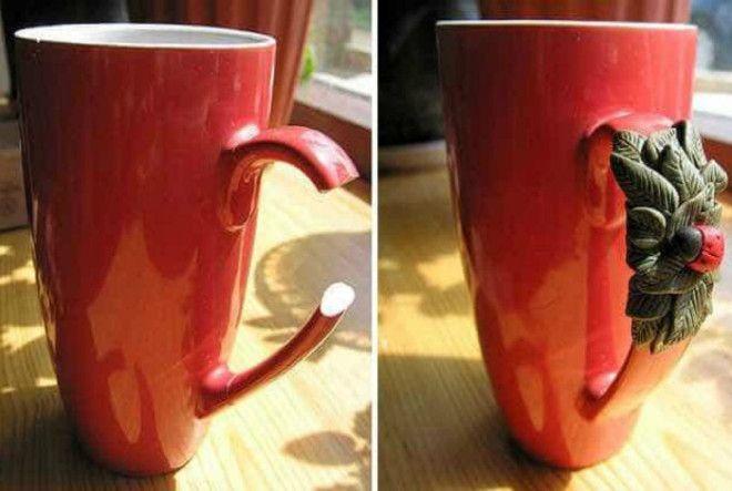 Ремонт чашки