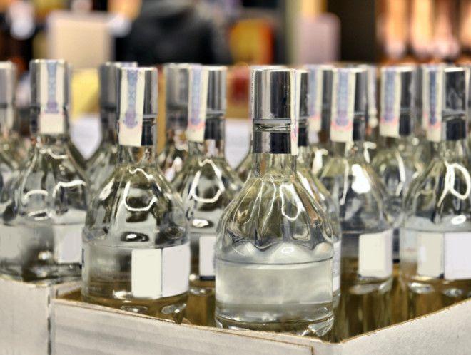 Целостность акцизных марок на алкоголе