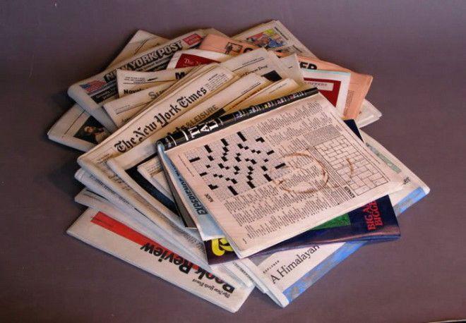 Рекламные буклеты каталоги и другой почтовый мусор