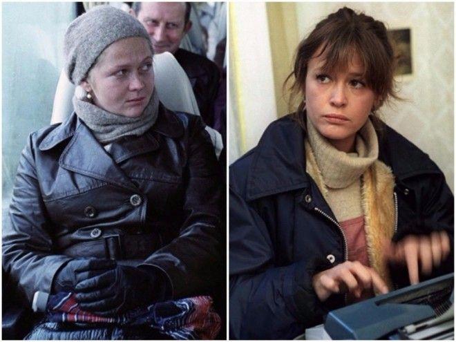 Советские актрисы сыгравшие роли не по возрасту