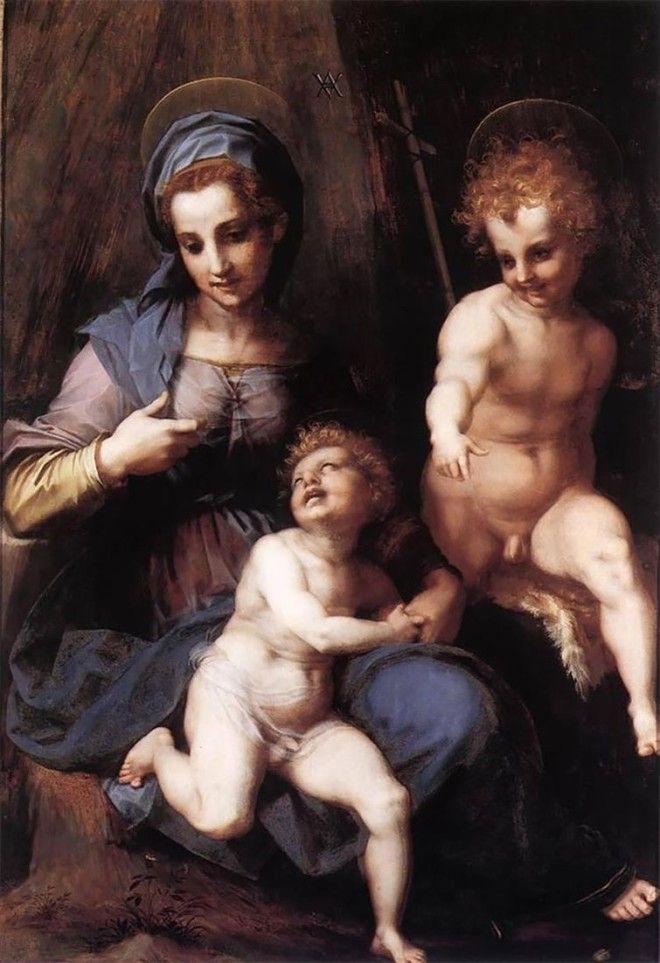 уродливые младенцы эпоха возрождения уродливые младенцы ренессанс Уродливые младенцы с картин эпохи Возрождения