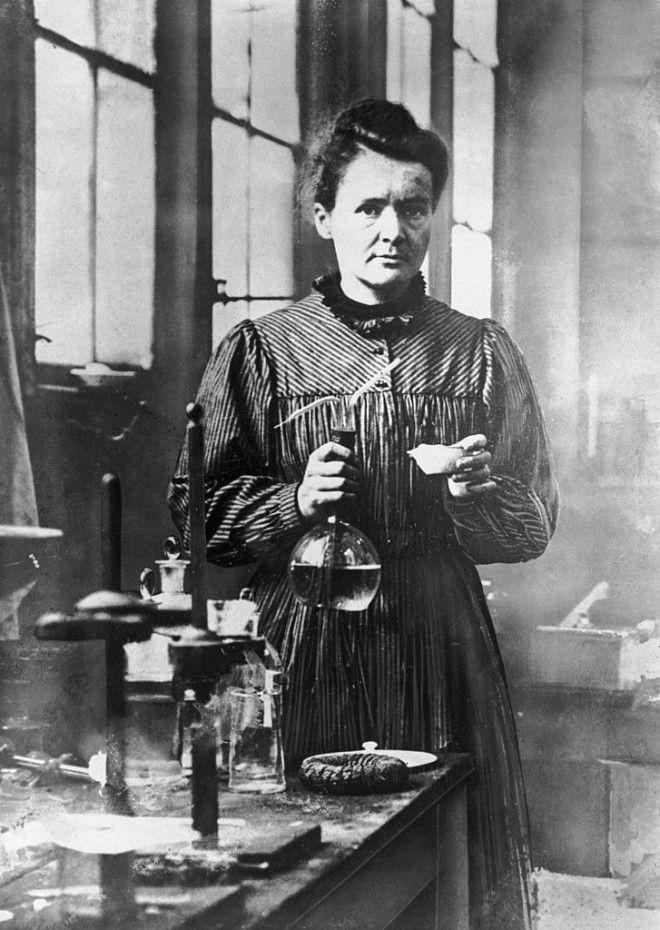 Женщины, получившие Нобелевскую премию